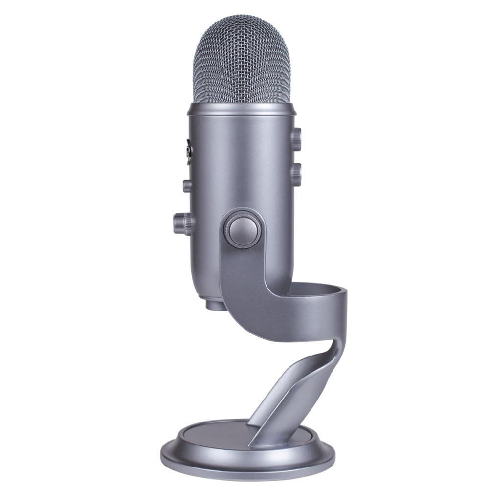 Microfono Usb Blue Yeti Cool Grey
